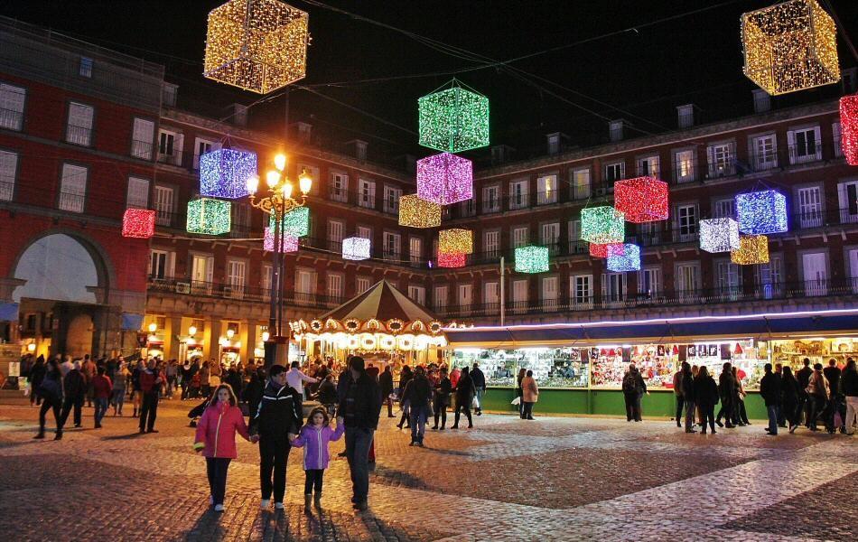 Kerst In Madrid Citytrip Madrid